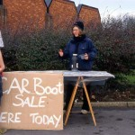 Susan Diab - Last Chance Car Boot